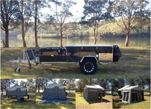 Forward Fold Off Road Camper Trailer Redwood Park Tea Tree Gully Area Preview
