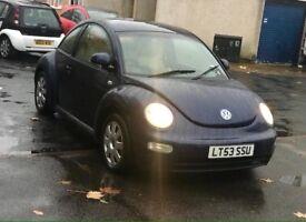 Volkswagen Beetle 1.6 petrol Long Mot / Bmw / Audi / Mercedes /Honda / nissan