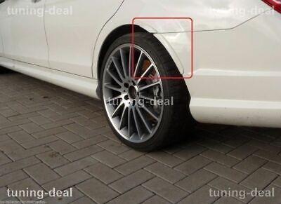 Radkastenverbreiterungen passend für Mercedes Benz C Klasse W204 Kotflügelverbre