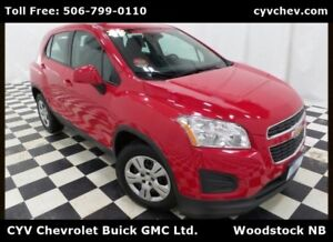 2015 Chevrolet Trax LS FWD Automatic - $8/Day - Bluetooth