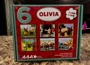 *NEW in Box 6 Olivia Puzzles - $15*