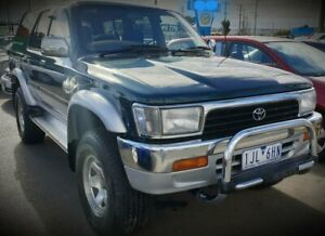 1994 Toyota Hilux Surf SSR-X Wide Body Green 4 Speed Automatic Wagon Cheltenham Kingston Area Preview