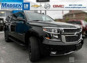 2019 Chevrolet Suburban LT 4WD 4 DOOR - Z71 MIDNIGHT EDITION