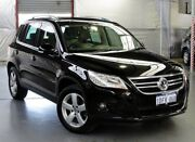 2009 Volkswagen Tiguan 5N MY10 147TSI 4MOTION Black 6 Speed Sports Automatic Wagon Myaree Melville Area Preview