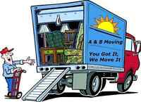 A & B Moving