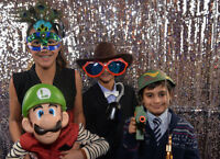 Photobooth - 2 Hrs - Unlimited On-site Printing $299