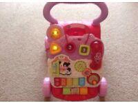 Vtech baby walker £13