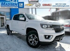 2019 Chevrolet Colorado Z71 4WD CREW CAB 4 DOOR - DIESEL