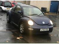 Volkswagen Beetle 1.6 petrol Long Mot