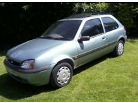 Breaking Ford Fiesta 1.3 96-02 Mk4 / Mk5