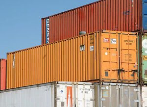 Sea Container 20' and 40' Used for Sale!