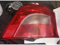 Toyota Yaris O/S Rear Light (2006)