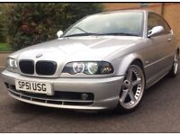 Good example Fully loaded BMW 2.2 320 Ci