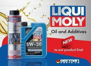 Liqui Moly Oil and Additives - Made In Germany for all European Vehicles - GermanParts.ca