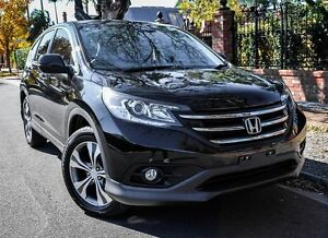 2014 Honda CR-V RM MY15 VTi Black 5 Speed Automatic Wagon Medindie Walkerville Area Preview