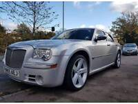 Chrysler 300c hemi 5.7 breaking, v8 track drift muscle engine
