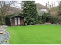 PREMIUM ARTIFICIAL GRASS 2m 4m Astro turf fake lawn gym floor flooring (Glasgow Scotland Edinburgh