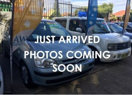 2003 Hyundai Accent LC 1.6 Black 4 Speed Automatic Hatchback