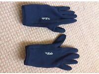 Rab gloves