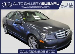 2013 Mercedes-Benz C-Class C350 | 4MATIC AWD | FULLY EQUIPPED |