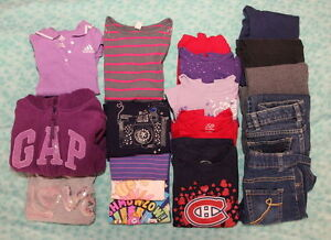 Lot of Girls Size 6 clothing (18 pieces)