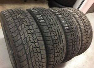 Toyo Open Country Winter Tires 225/65/17