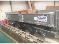 Brand New Ifor Williams Tipping Trailer