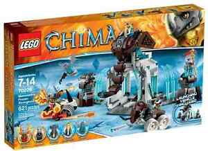 LEGO 70226 MAMMOTH'S FROZEN STRONGHOLD   NEUF