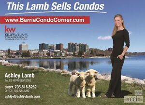 CONDOS FOR SALE IN BARRIE
