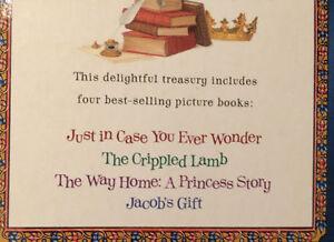 Hardcover MAX LUCADO 4 books treasury - $7 London Ontario image 2