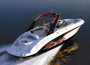 """Like New Chaparral 287 SSX """