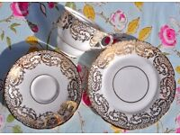 Vintage 1950's Royal Stafford tea set