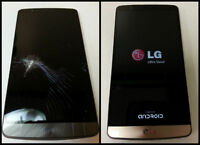 LG, BLACKBERRY AND MOTOROLA LCD AND CRACKED SCREEN REPLACEMENT