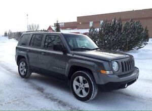 2012 jeep patriot north edition
