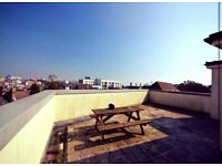 *** EXCELLENT VERY MODERN TOWN CENTER DOUBLE ROOM IN NEW PENTHOUSE BEHIND THE HILTON HOTEL!