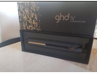 GHD IV styler (Brand New Boxed)