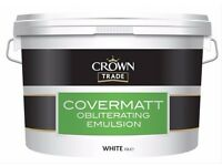 CROWN covermatt obliterating emulsion 10l