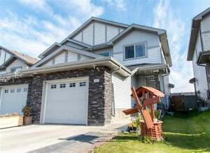 BEAUTIFUL, FULLY FINISHED, HALF DUPLEX IN CHARLESWORTH FOR SALE!