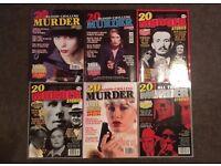 True Crime Magazine Collection