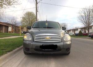 Accidents free | Chevrolet HHR LS 2006