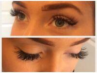 Eyelash Extensions, Lash Lift, Gel Nails, Spray Tans,
