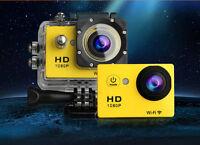 Outdoor sports camera waterproof Mini DV wifi remote video recor