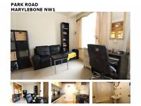 Studio to let Park Road NW1 - Baker Street