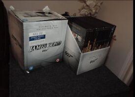 James Bond The Ultimate DVD Collection - 22 DVD Box Set