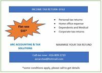 Taxes Personal and Corporate