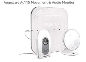 Angelcare AC115 Movement and Audio Baby Monitor