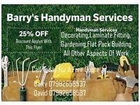 Barry's Handyman Services