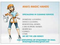 *FRIENDLY & KIND Cleaners