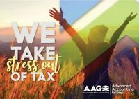 We Take The Stress Out of Tax Season! Individual & Business Tax