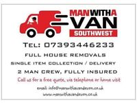 Man with a van south west